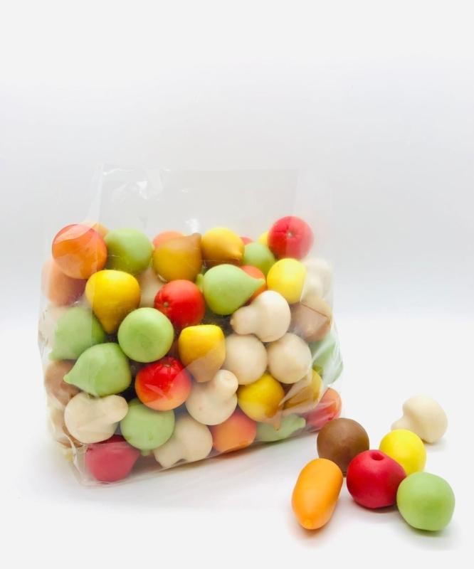 Früchte und Gemüse gemischt 1kg