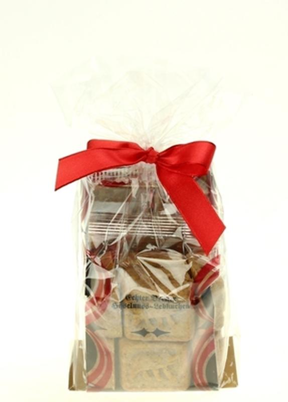 Berner Haselnusslebkuchen Geschenkset