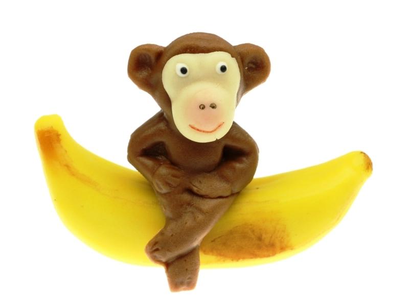 Affe auf Banane 75g