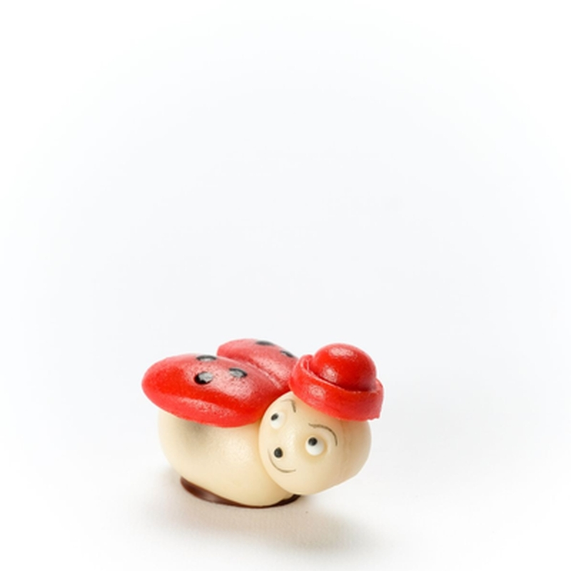 Glückskäfer mit Hut 30g