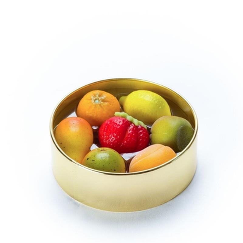 Früchte in goldener Dose 170g