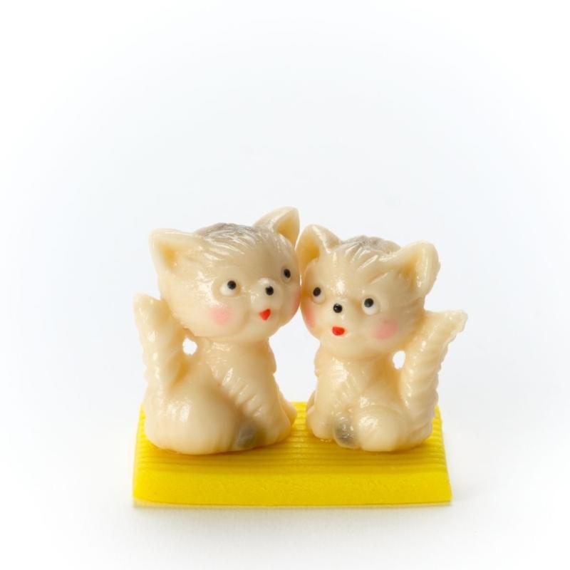 zwei kleine Kätzli 60g